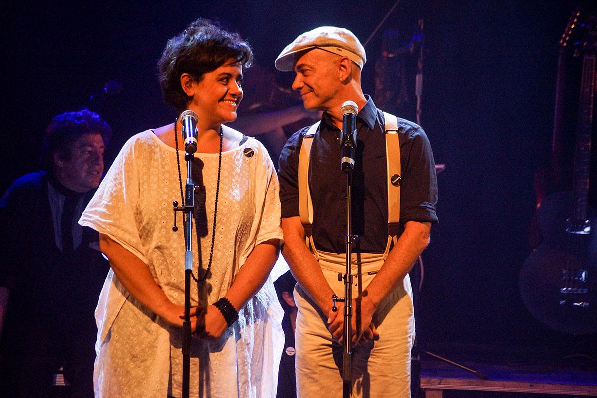 Concert au Vingtième Théâtre (2014)