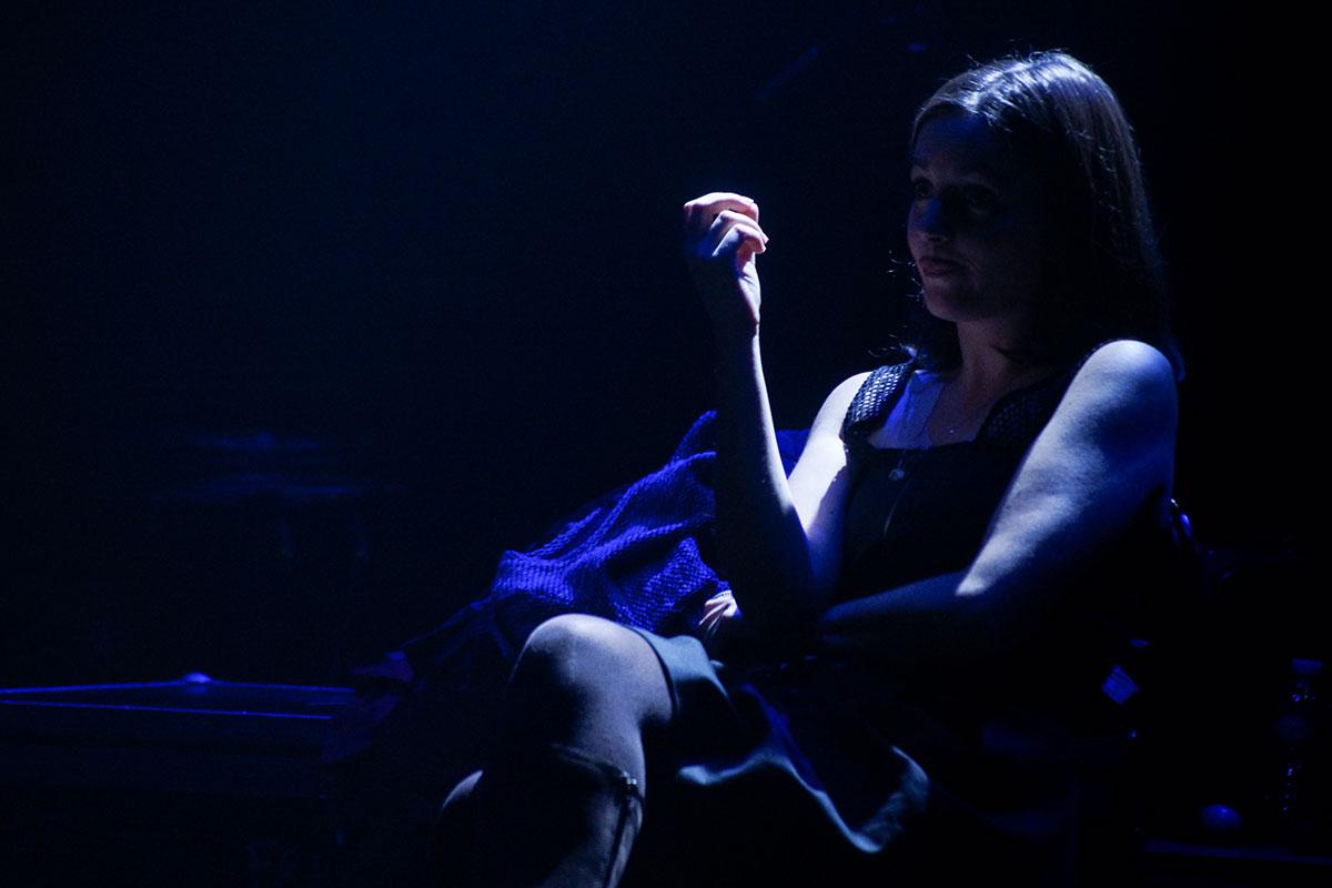 Concert au Vingtième Théâtre (2014) | 201410 Funambules XXemeTheatre DamienRichard 011