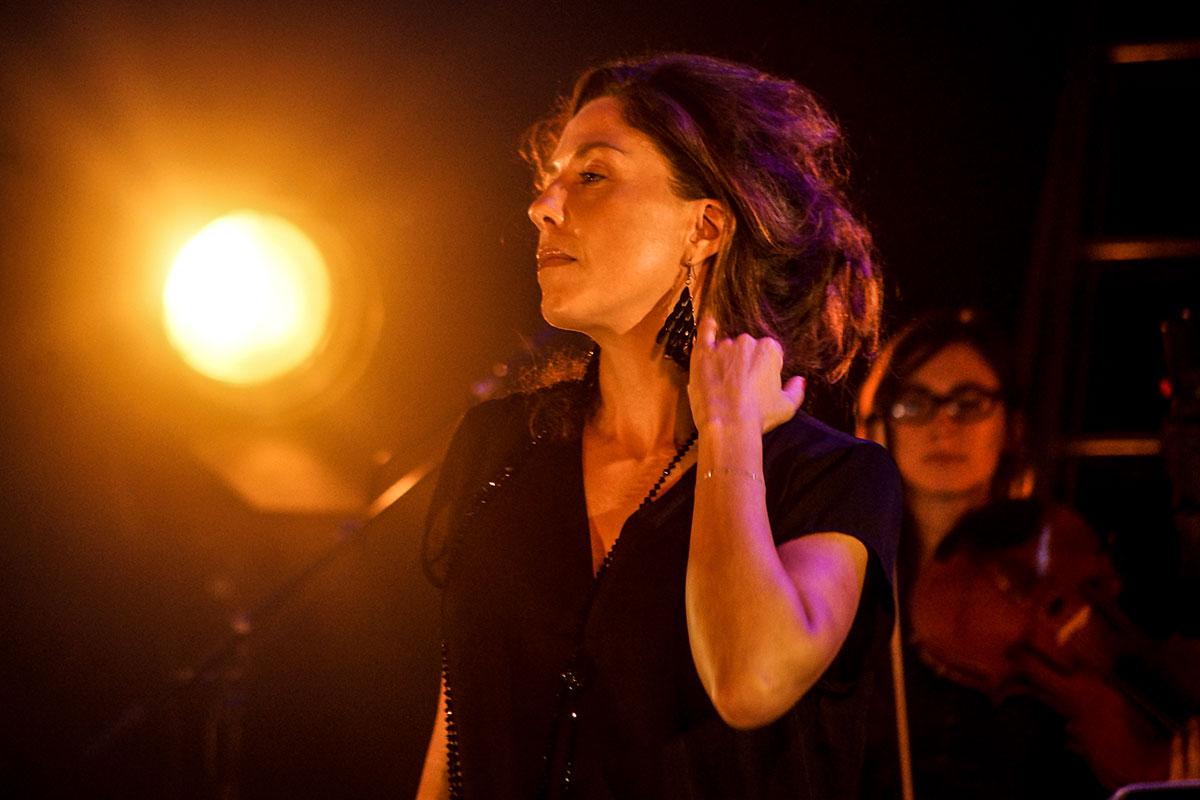 Concert au Vingtième Théâtre (2014) | 201410 Funambules XXemeTheatre DamienRichard 04