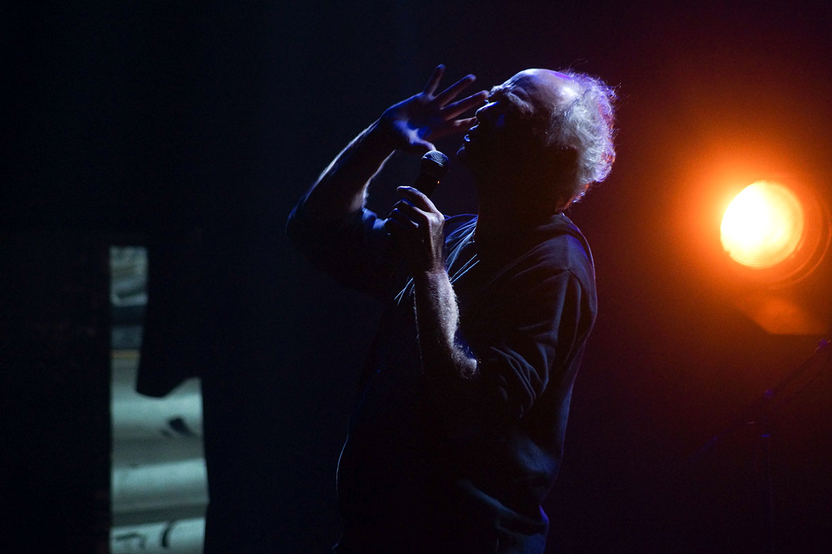Concert au Vingtième Théâtre (2014) | 201410 Funambules XXemeTheatre DamienRichard 08