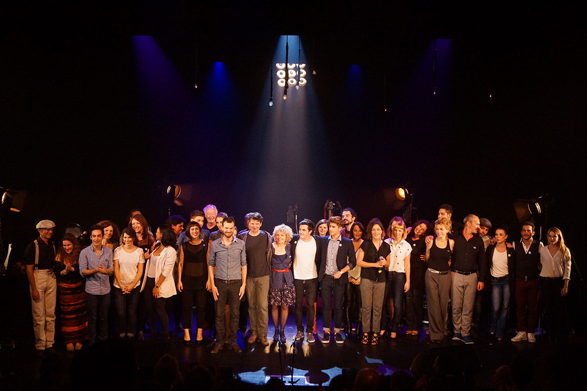 Concert au Vingtième Théâtre (2014) | 201410 Funambules XXemeTheatre DamienRichard 101