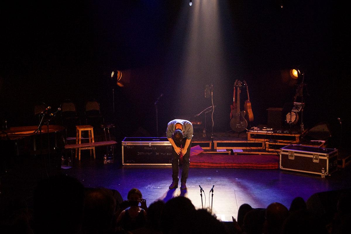Concert au Vingtième Théâtre (2014) | 201410 Funambules XXemeTheatre DamienRichard 103
