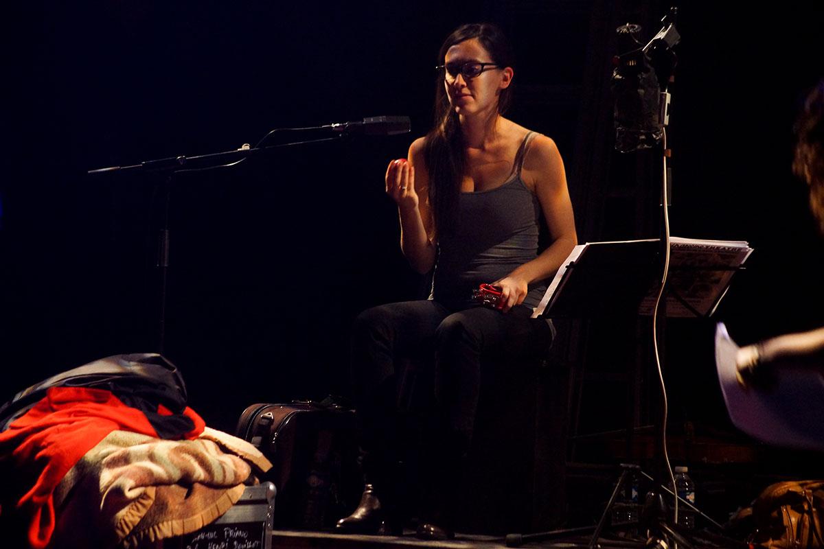 Concert au Vingtième Théâtre (2014) | 201410 Funambules XXemeTheatre DamienRichard 12
