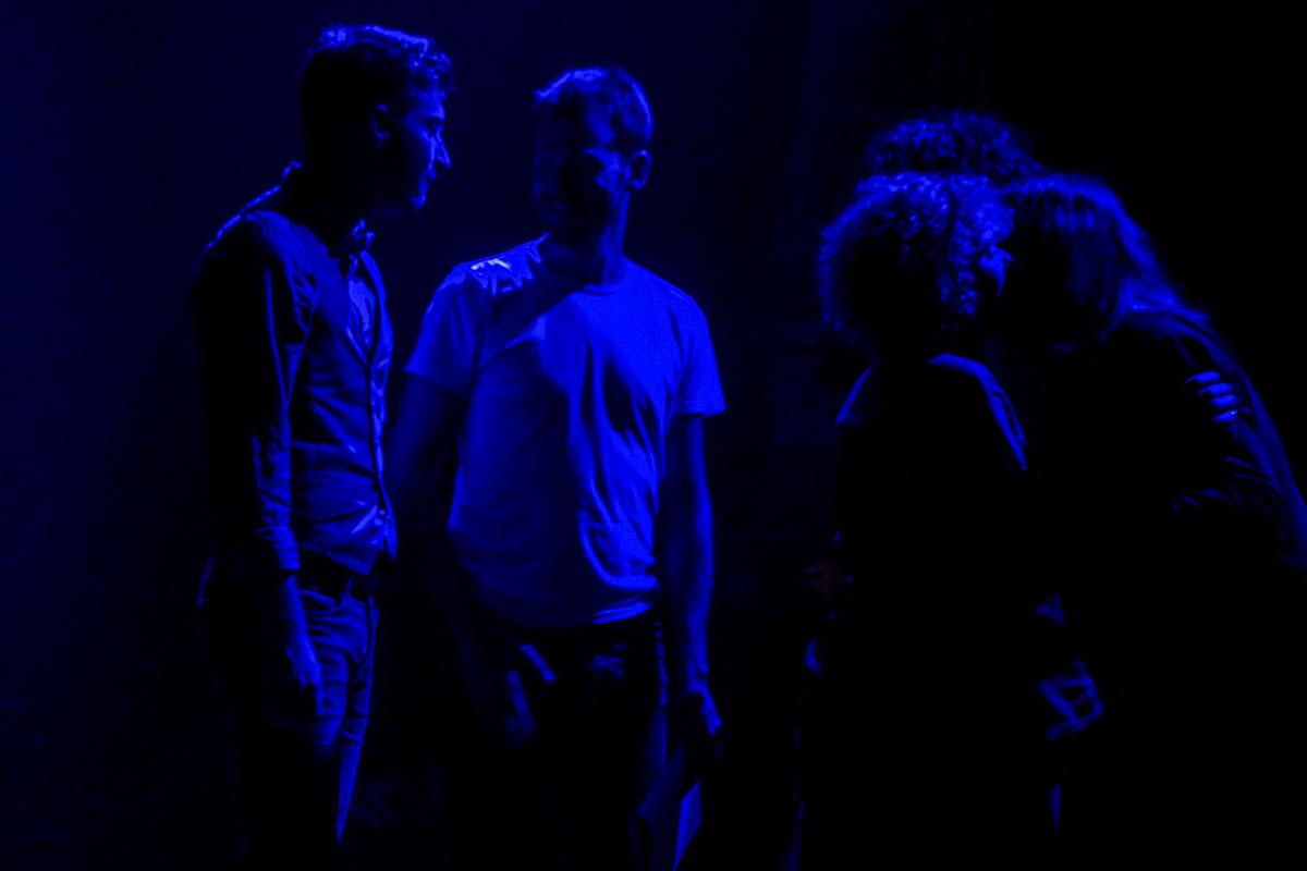 Concert au Vingtième Théâtre (2014) | 201410 Funambules XXemeTheatre DamienRichard 13