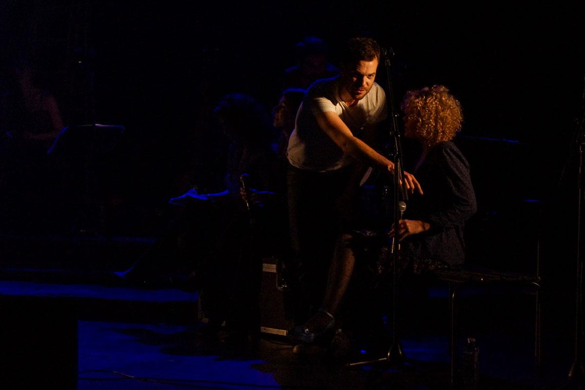 Concert au Vingtième Théâtre (2014) | 201410 Funambules XXemeTheatre DamienRichard 14