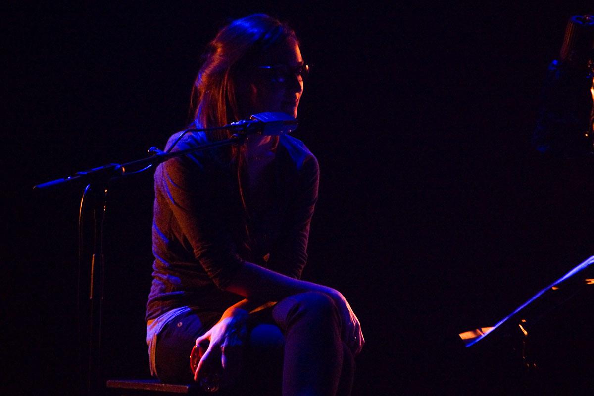 Concert au Vingtième Théâtre (2014) | 201410 Funambules XXemeTheatre DamienRichard 15