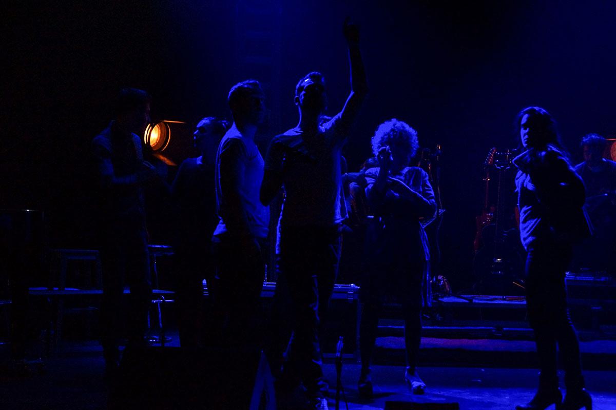 Concert au Vingtième Théâtre (2014) | 201410 Funambules XXemeTheatre DamienRichard 17