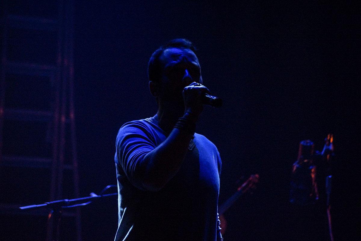 Concert au Vingtième Théâtre (2014) | 201410 Funambules XXemeTheatre DamienRichard 18