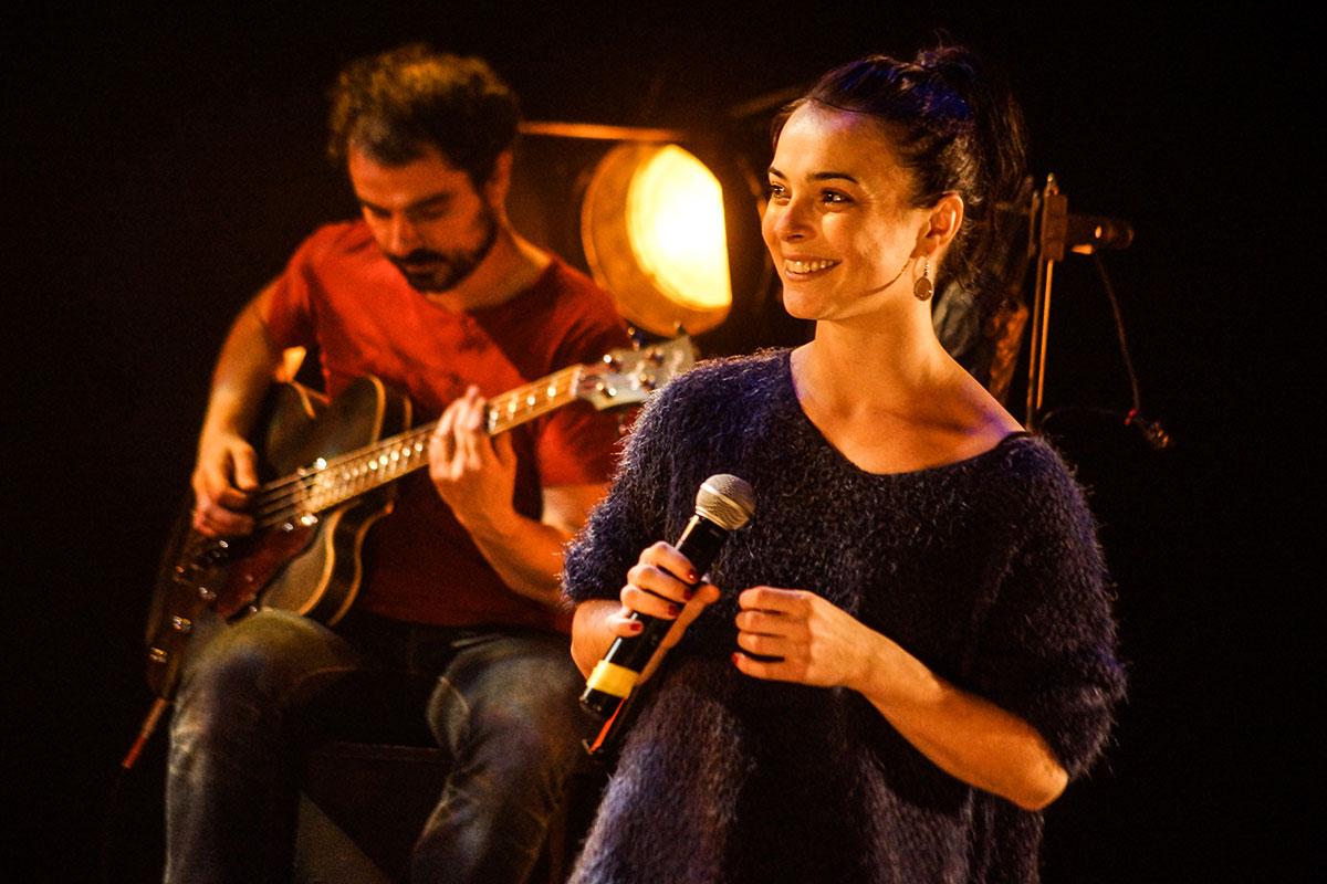 Concert au Vingtième Théâtre (2014) | 201410 Funambules XXemeTheatre DamienRichard 19