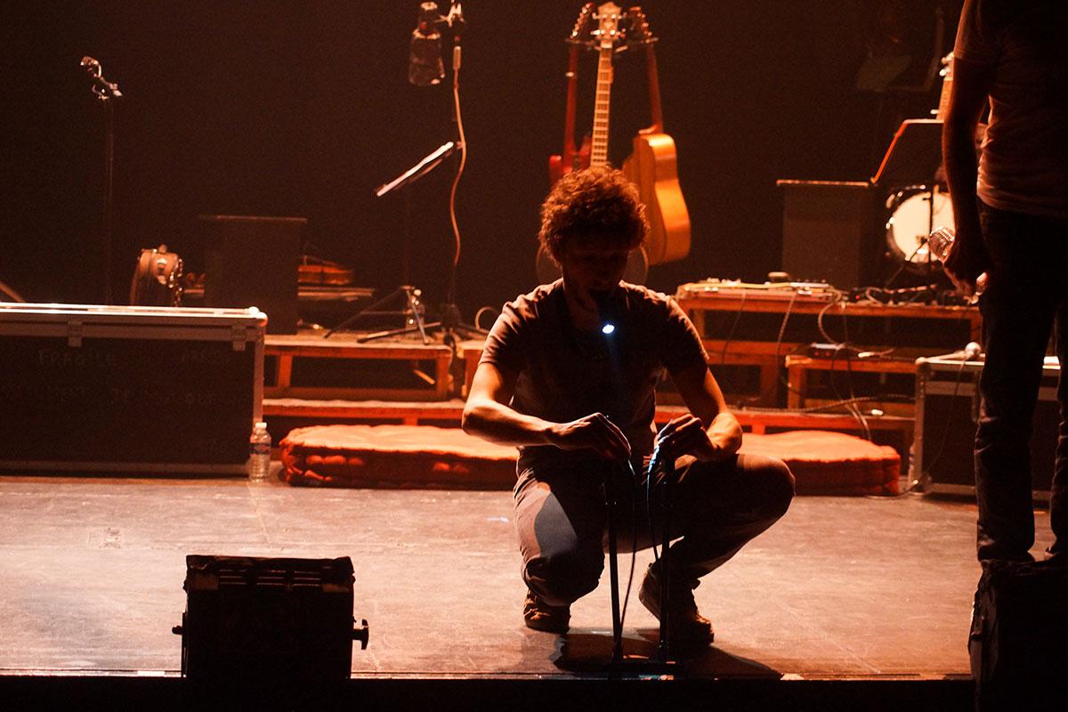 Concert au Vingtième Théâtre (2014) | 201410 Funambules XXemeTheatre DamienRichard 25