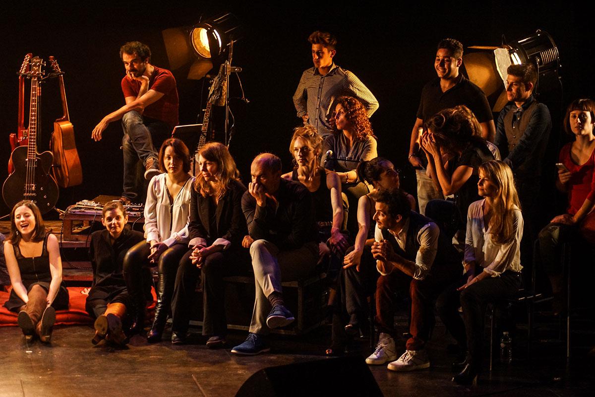 Concert au Vingtième Théâtre (2014) | 201410 Funambules XXemeTheatre DamienRichard 29