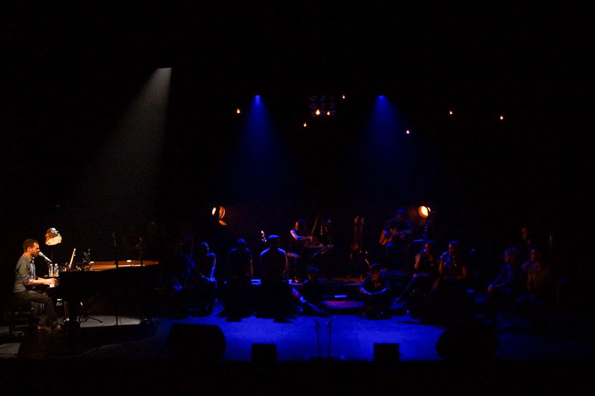 Concert au Vingtième Théâtre (2014) | 201410 Funambules XXemeTheatre DamienRichard 35
