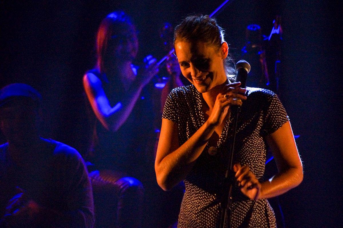 Concert au Vingtième Théâtre (2014) | 201410 Funambules XXemeTheatre DamienRichard 37