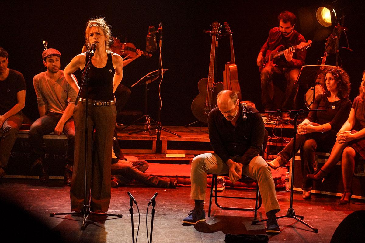 Concert au Vingtième Théâtre (2014) | 201410 Funambules XXemeTheatre DamienRichard 38