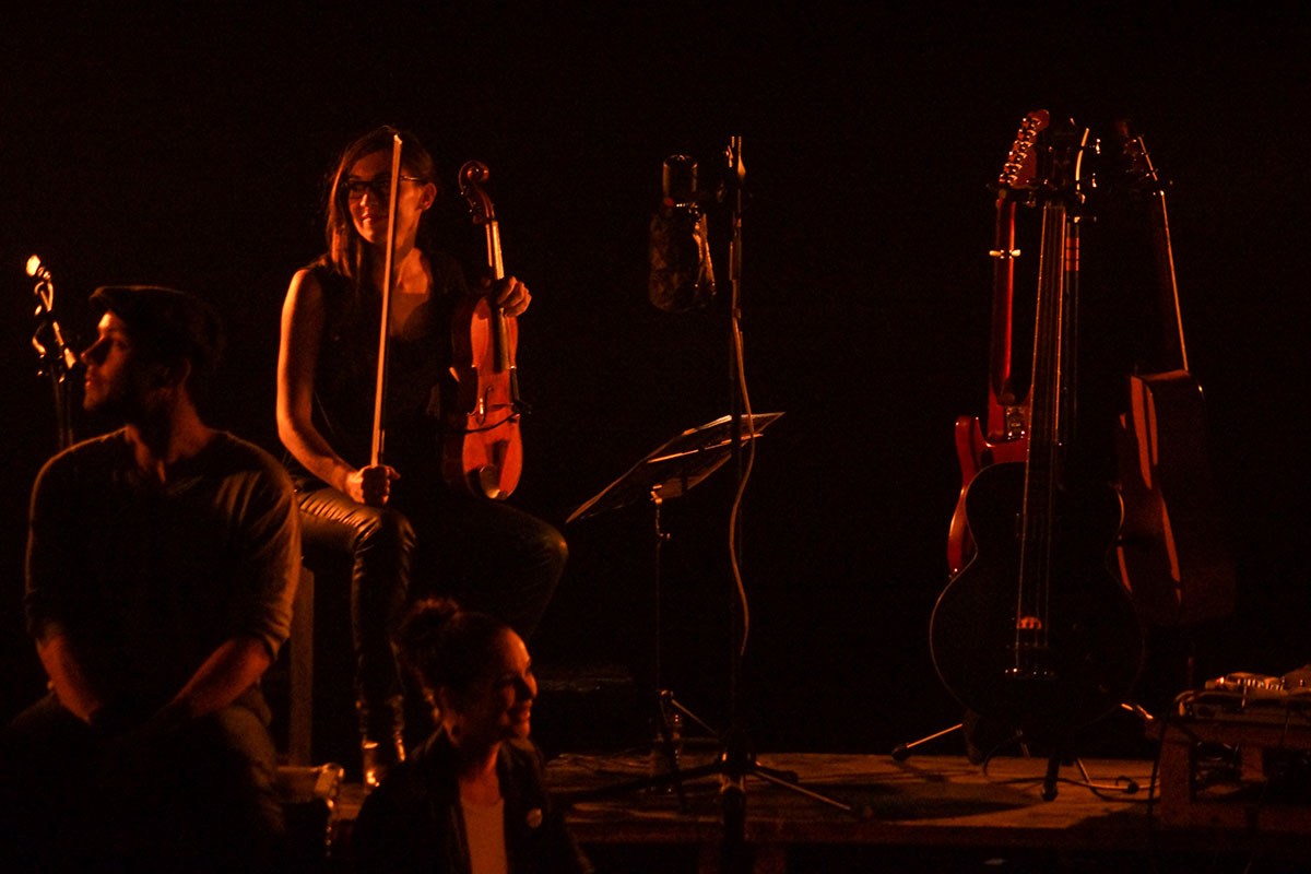 Concert au Vingtième Théâtre (2014) | 201410 Funambules XXemeTheatre DamienRichard 39