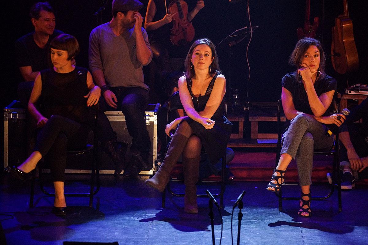 Concert au Vingtième Théâtre (2014) | 201410 Funambules XXemeTheatre DamienRichard 51