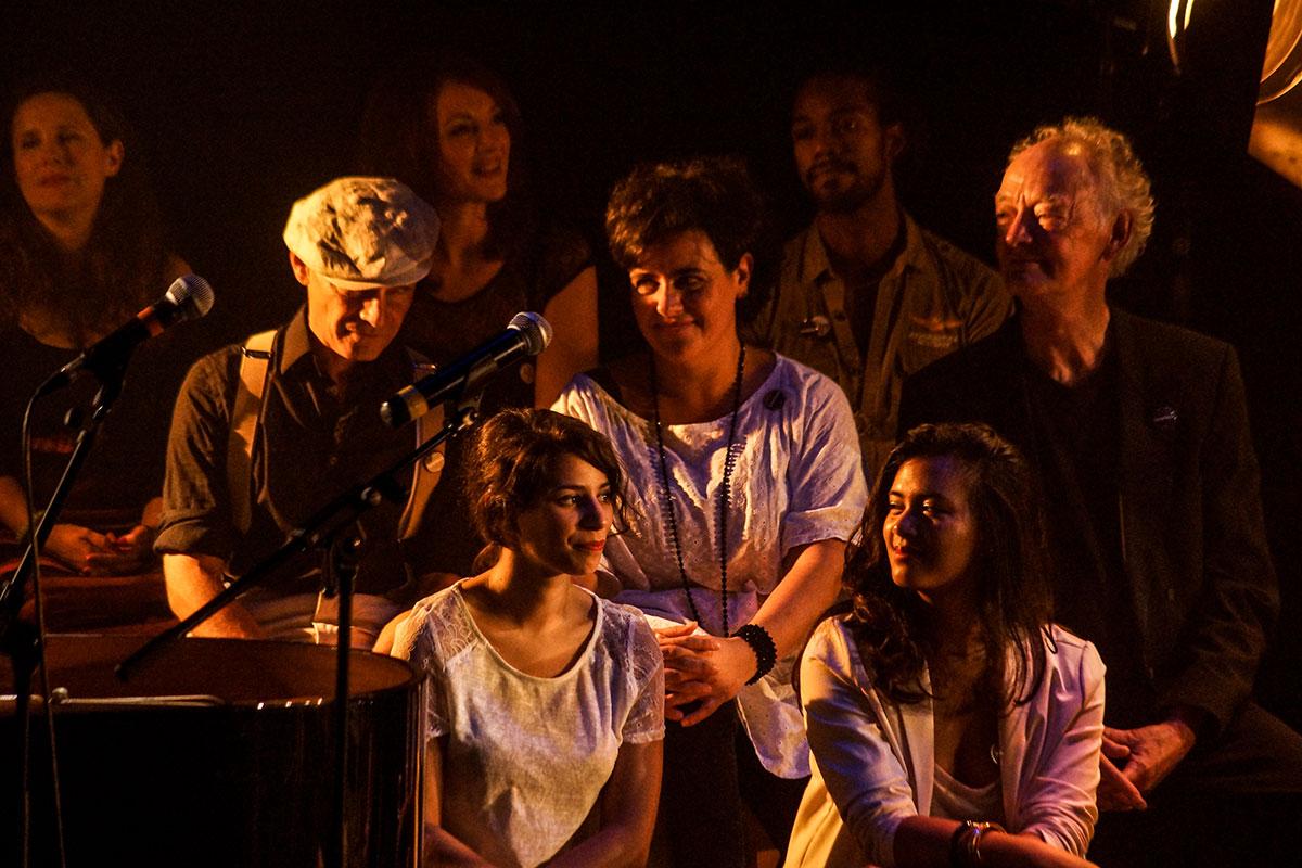 Concert au Vingtième Théâtre (2014) | 201410 Funambules XXemeTheatre DamienRichard 85