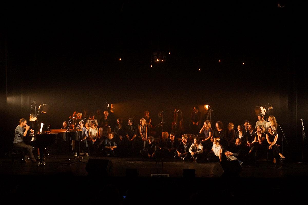 Concert au Vingtième Théâtre (2014) | 201410 Funambules XXemeTheatre DamienRichard 94