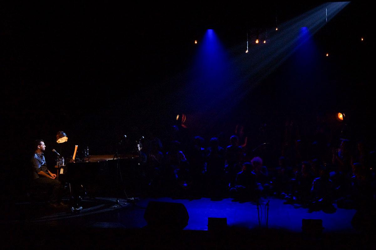 Concert au Vingtième Théâtre (2014) | 201410 Funambules XXemeTheatre DamienRichard 95