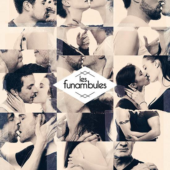 Pochette du double album Les Funambules