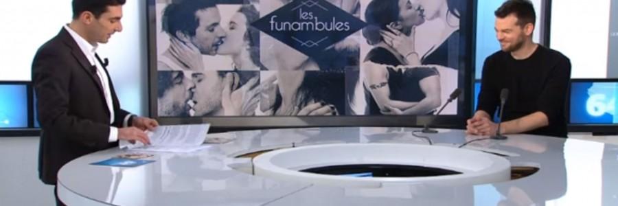 <b>TV5</b> – 64′ – La Une francophone