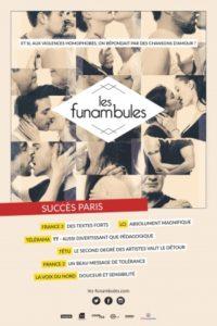Les funambules à Avignon @ Théâtre La Luna - Salle 1